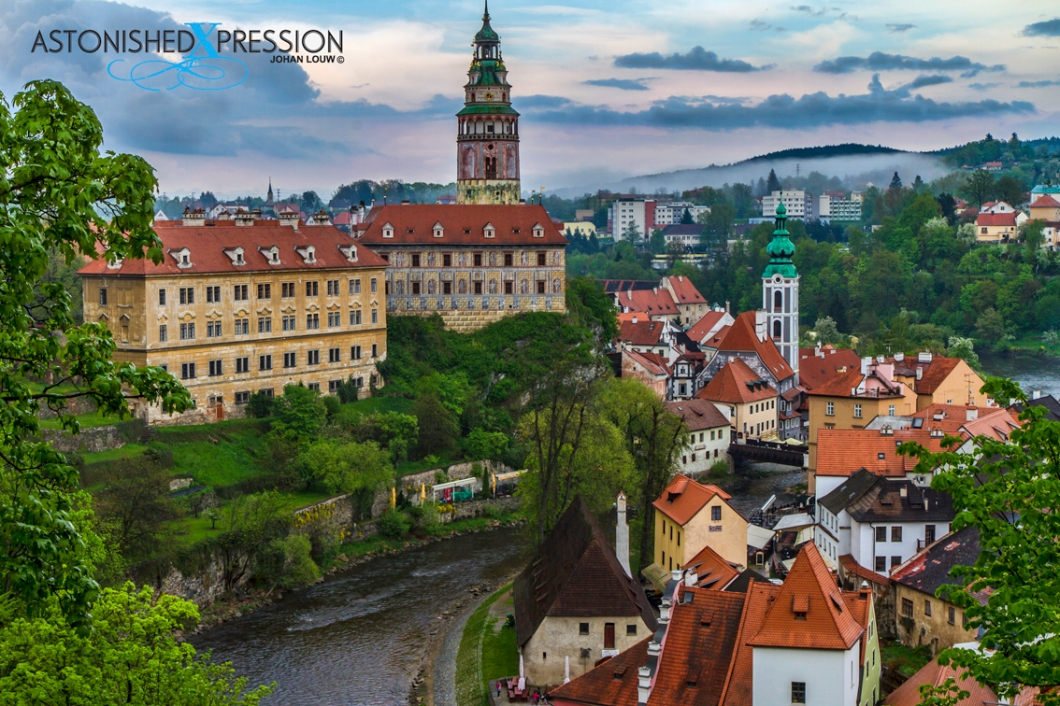 Segway Tours, such as the one in Cesky Krumlov, Czech Republic, have gone truly global