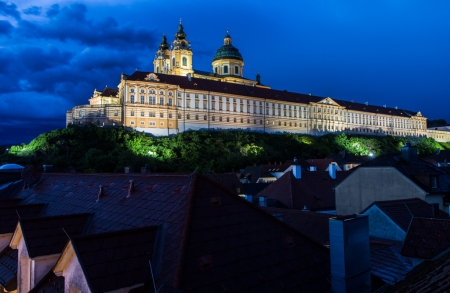 Stift Melk in Austria