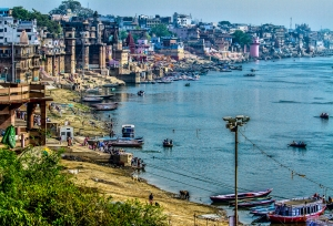 Mother Ganga is one of Hinduism's most holy sites