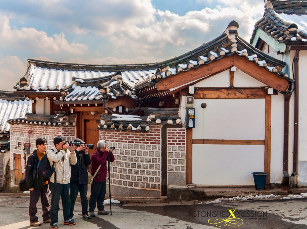 Increased tourism has convinced Seoul there is value in saving their traditional architecture