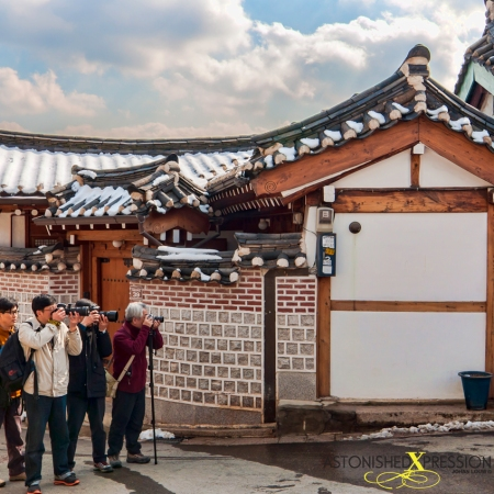hanok village seoul photographers