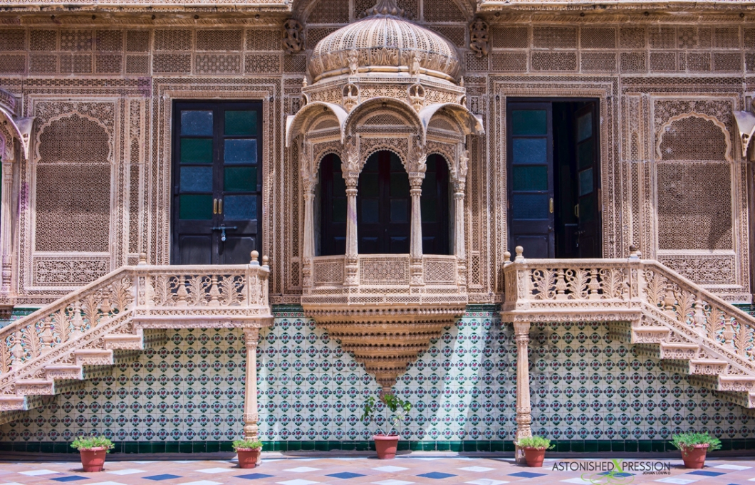 Astonishing latticework elevate Jaisalmer into an architectural artwork