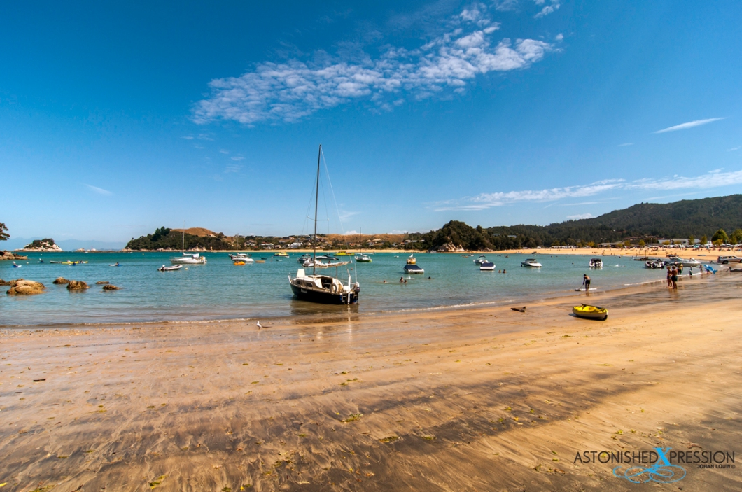 Kaiteriteri Beach New Zealand